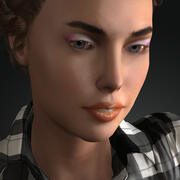Carin 3D-model FM CW 3d model