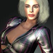 Miranda 3D Model FM CW 3d model