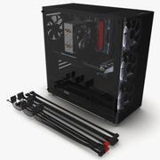 电脑设备收藏 3d model