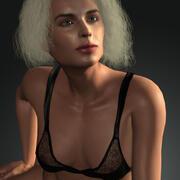Miranda 3D Model FM UW 3d model