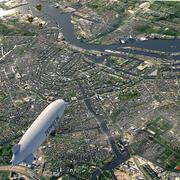 Città di Amsterdam 3d model
