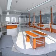 Bank 1 3d model