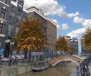 Amsterdam Street 3d model
