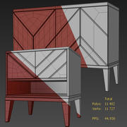 Dressoir nachtkastje Magic 3d model