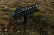 Milkor BXP - Weapon 3d model