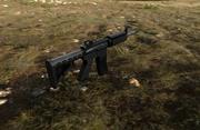 M4A1-武器 3d model