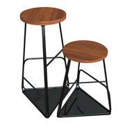 Kolekcja krzeseł 07 3d model