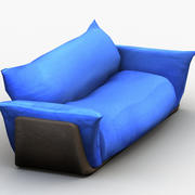 两座沙发0004 3d model