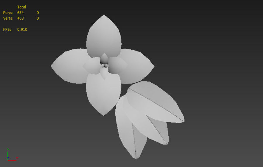 Mint royalty-free 3d model - Preview no. 7