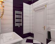 Bathroom 4  Interior Design Badamdar 3d model