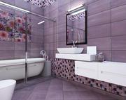 Bathroom 5  Interior Design Badamdar 3d model