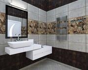 Bathroom Interior Design Badamdar 3d model