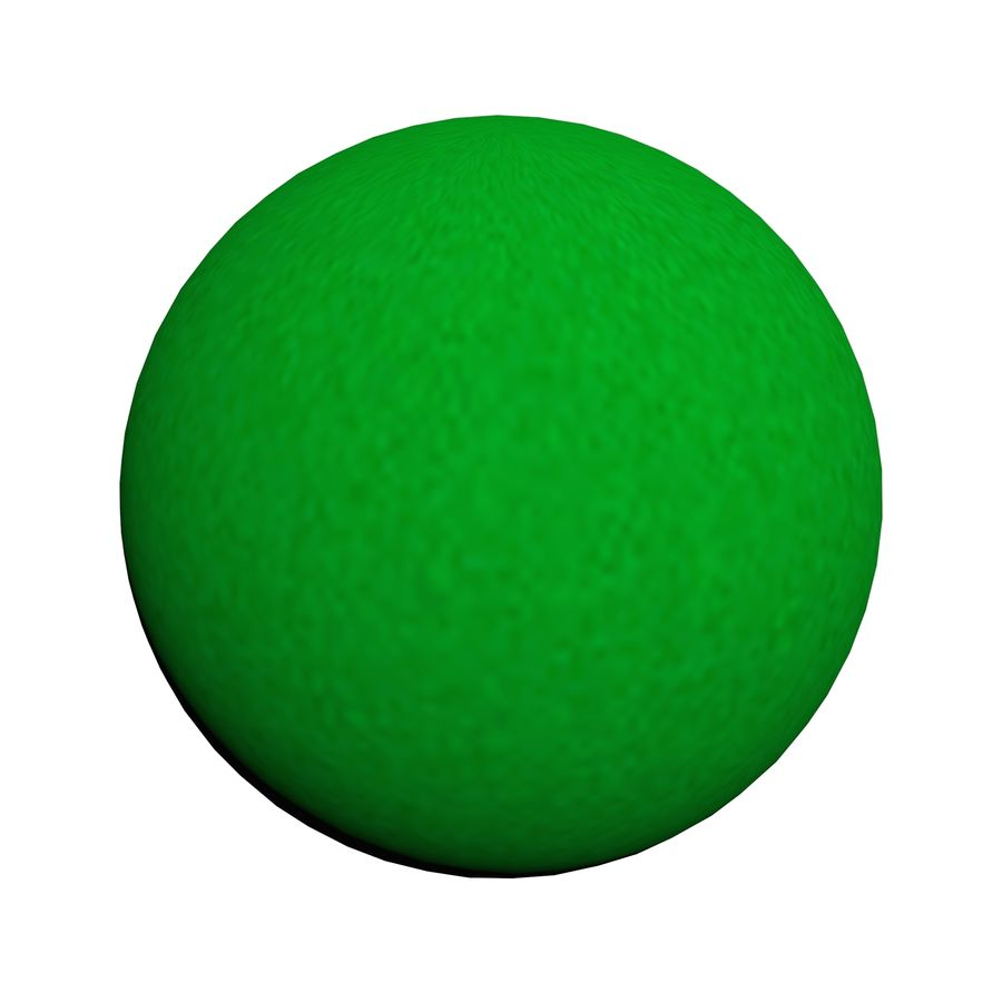 Inflatable Beach Ball 05 royalty-free 3d model - Preview no. 1