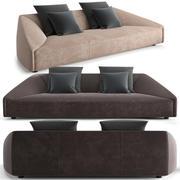Henge Radical Sofa 3d model