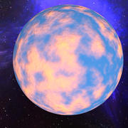 Planet 2 3d model