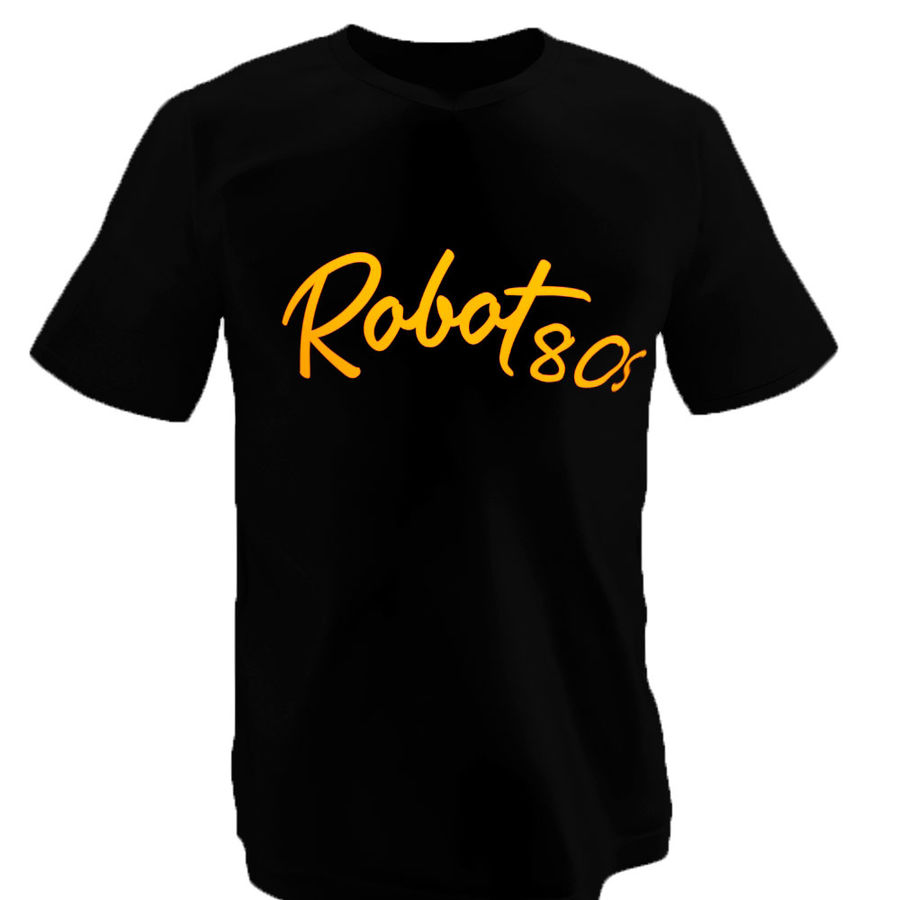 T恤 royalty-free 3d model - Preview no. 1