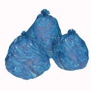 Мешки для мусора установлены 3d model