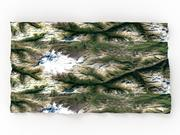 Berglandschap 3d model