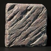 Slab stenen rots graniet enorme n1 3d model