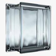 Glass Block #2 3d model