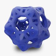 Objeto matemático 104 3d model