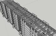 Nuova casa 3d model