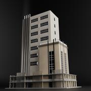 MODERN METROPOLIS CITY BUILDING 3d model