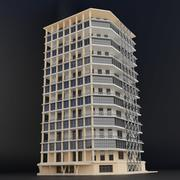 MODERN CITY BUILDING 3d model