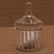 香水瓶 3d model