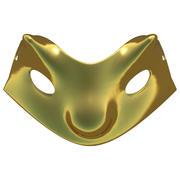 Carnival Mask 02 3d model