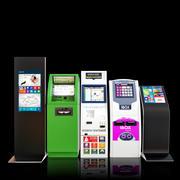 Payment terminal 3d model