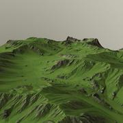 Landscape 65 3d model