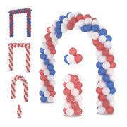 Balloon arches 3d model