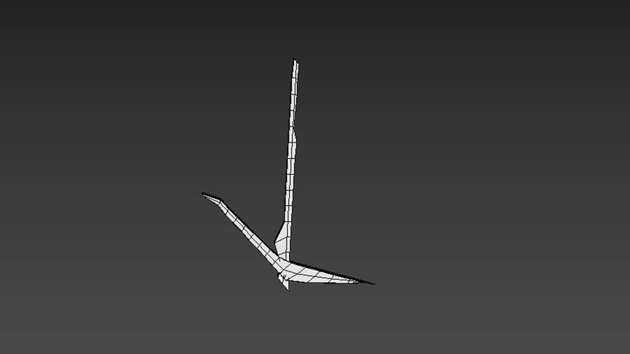Pflug royalty-free 3d model - Preview no. 6