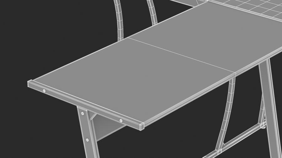 Bureau de jeu royalty-free 3d model - Preview no. 35