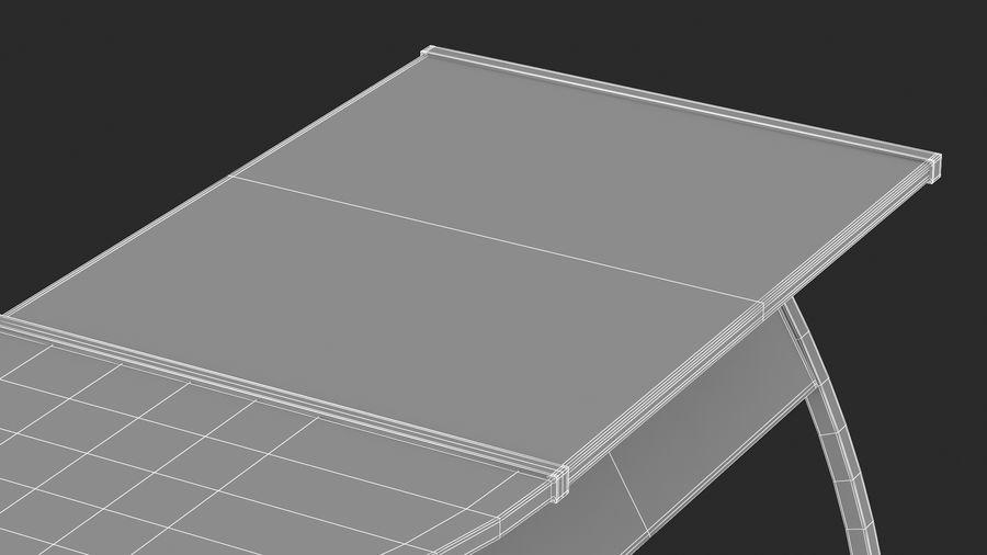 Bureau de jeu royalty-free 3d model - Preview no. 33