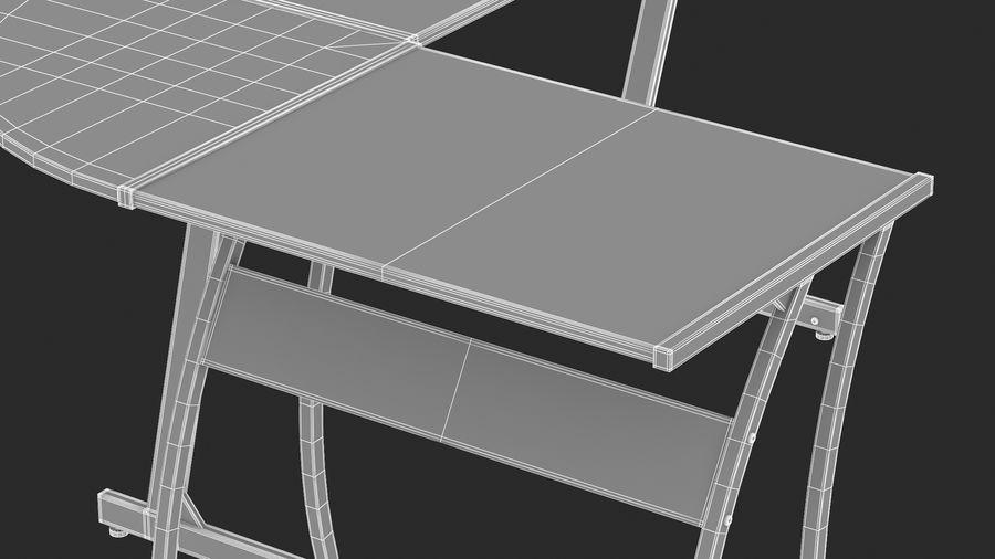 Bureau de jeu royalty-free 3d model - Preview no. 40