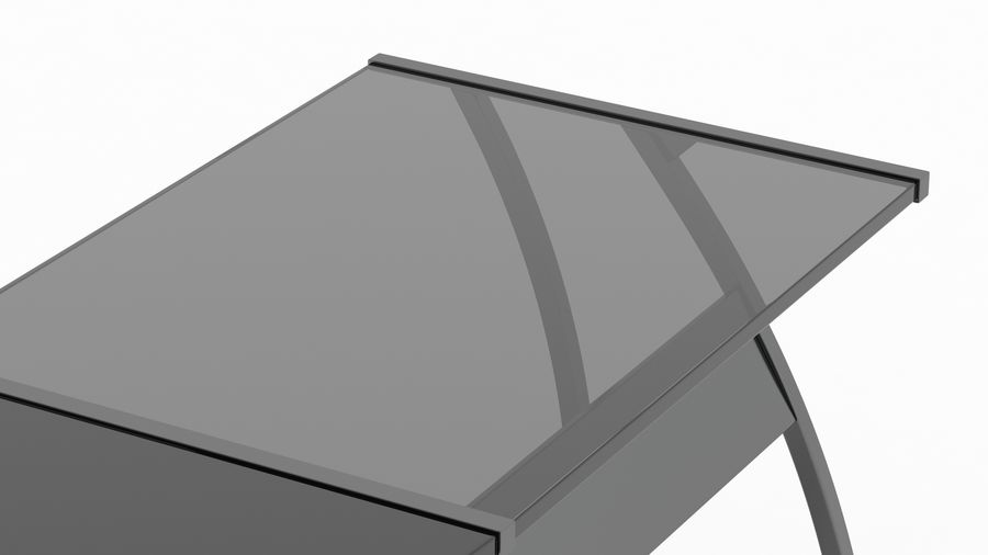 Bureau de jeu royalty-free 3d model - Preview no. 14