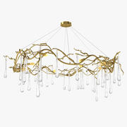 John Richard Ajc 8980 Chandelier 3d model