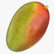 Mango 01 Spiel bereit 3d model