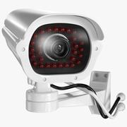 Caméra de sécurité 3d model