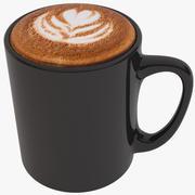 Koffie 12 3d model