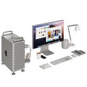Apple Mac Pro Desktop 3d model