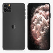iPhone 11 Pro Max 3d model