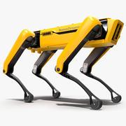 SpotMini Boston Dynamics для Cinema 4D 3d model