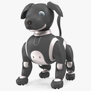 Robot Dog Generic 3d model