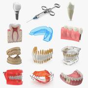 Dental Collection 5 3d model