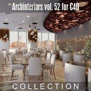 Archinteriors vol。 C4Dの場合は52 3d model