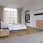 现实的室内电晕 3d model