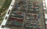 Container Yard 3d model